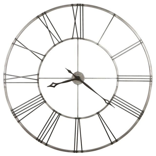 Howard Miller 625-472 Stockton 49-in. Wall Clock - 625472