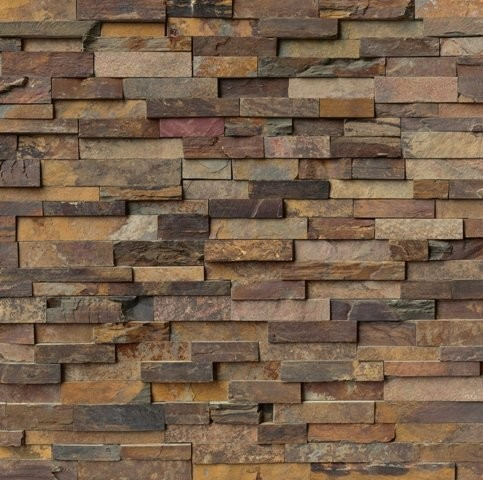 california gold ledger panel 6x24 natural quartzite wall tile small piece samp traditional