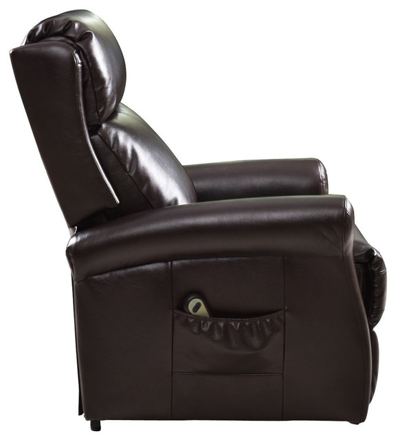 Fabulous High Quality Brown Electric Lift Chair Recliner Onthecornerstone Fun Painted Chair Ideas Images Onthecornerstoneorg