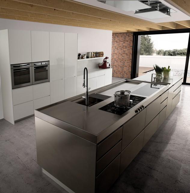 Cucine moderne - Minimalistisch - Catania-Palermo - von ...