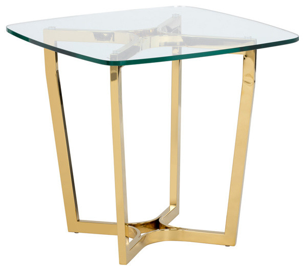 Laken End Table Modern Side Tables And By