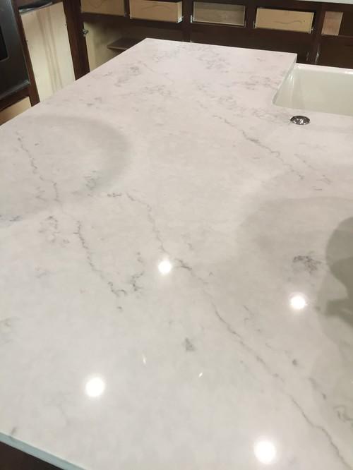 Quartz Closest To Carrera Marble
