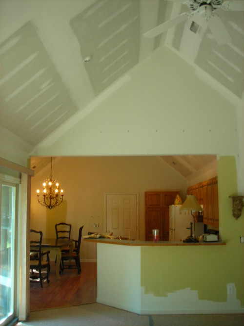 What Should I Do With This Ceiling?