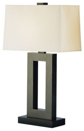 jerry table lamp by robert abbey modern table lamps by lumens
