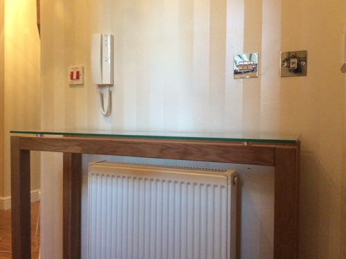 Console Table To Fit Over Radiator Home Safe