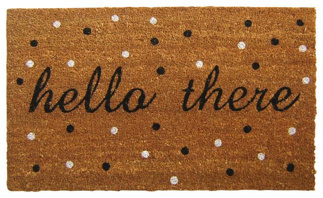 Hello There Doormat.