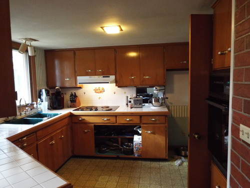 Merveilleux Total Redesign In Odd Shaped Kitchen LAYOUT NEEDED