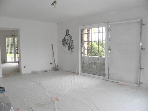 comment garder et mettre en valeur un dessin sur mur. Black Bedroom Furniture Sets. Home Design Ideas