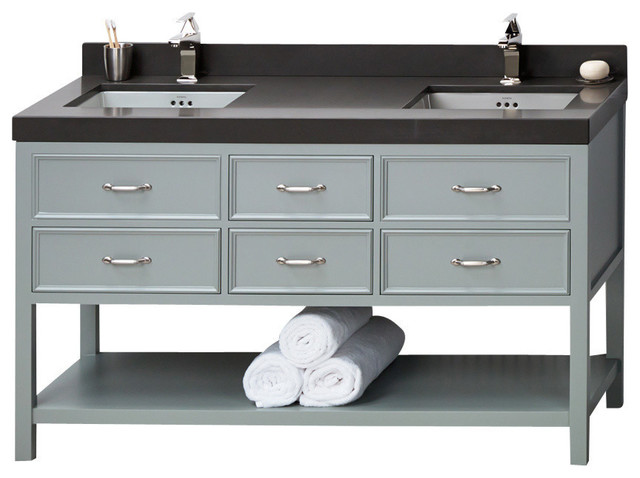 Superb Contemporary Bathroom Vanities And Sink Consoles by Ronbow Corp