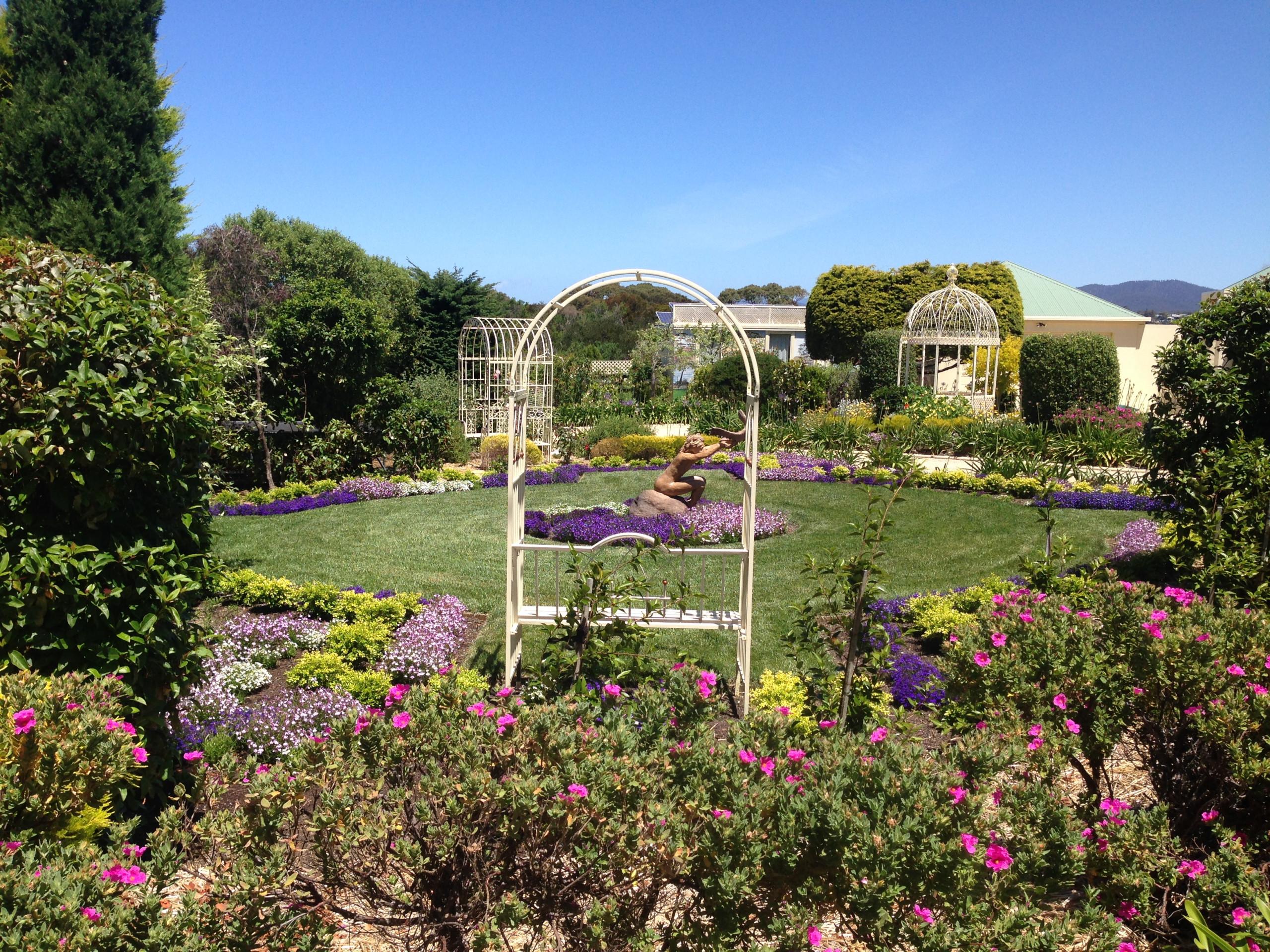 St Helens Garden