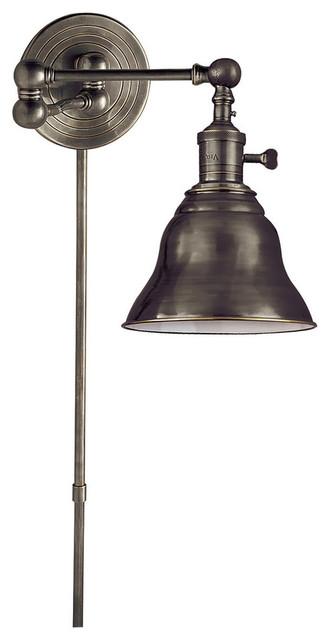 Visual Comfort Lighting Studio Boston Sandy Chapman Swing Arm