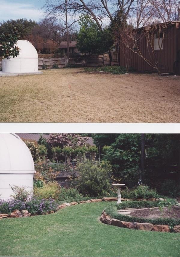 Example of a classic home design design in Dallas