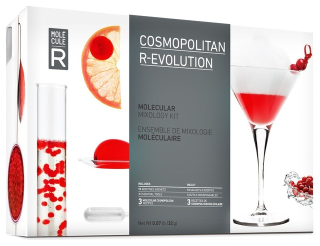 Molecular Gastronomy Cosmopolitan R Evolution Kit Cocktail