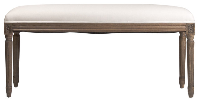 Lille Bench, Traditional Oak.