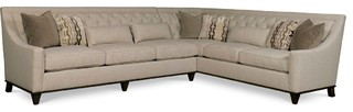A.R.T. Furniture Wythe Coffee Bean 2 Piece Sectional Sofa