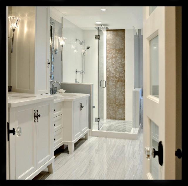 Bathroom Wall Sconces Vancouver: Traditional