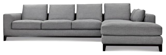 Kellan Sectional Sofa - Modern - Sofas - by The MDB Family