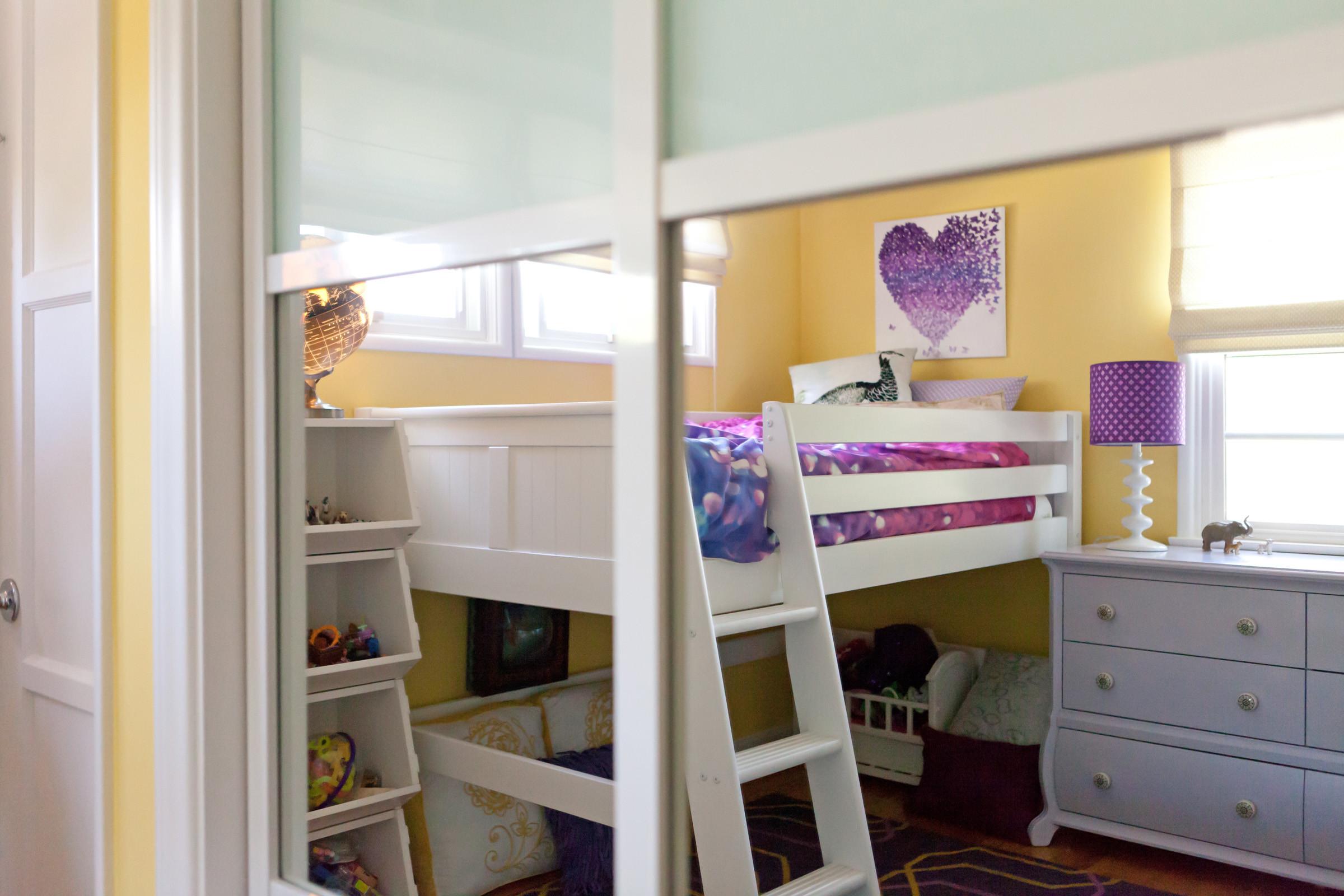 Studio City Girls Bedroom Remodel