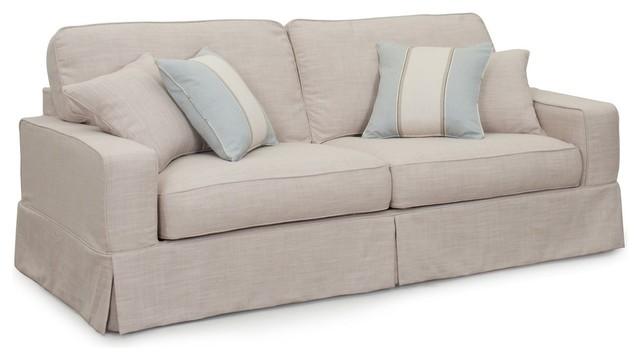 Slip Cover Only for Americana Sofa | Linen