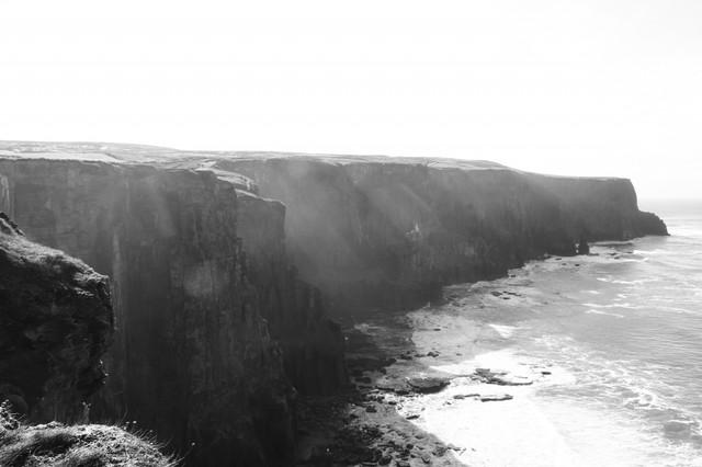 "Pixtury ""Cliffs of Moher"", Poster Print, 30x45 cm"