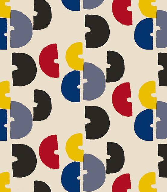 Lola Bombora Original PVC Tablecloth, 140x140 cm