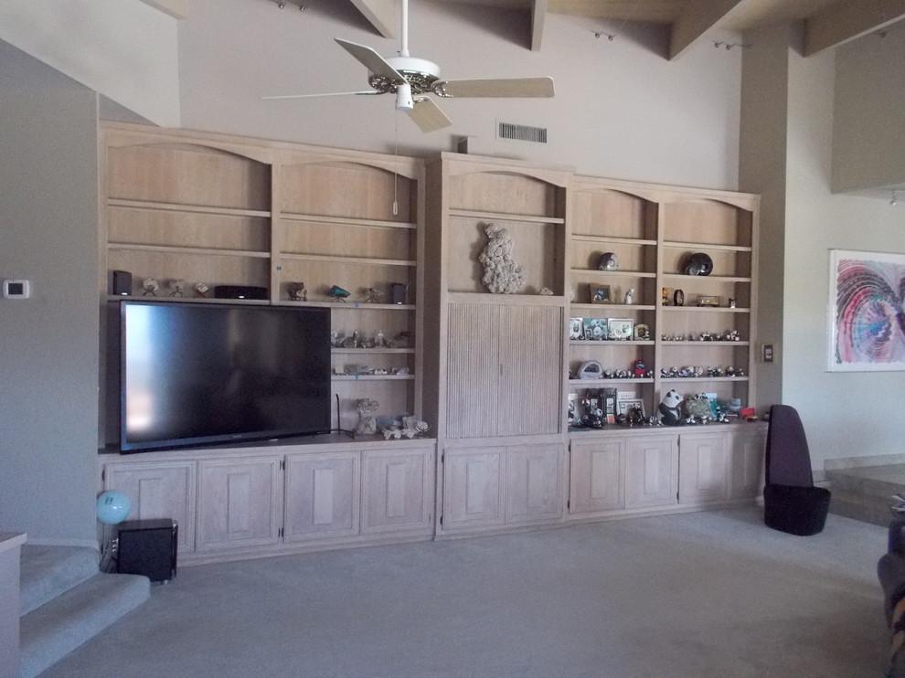 Family/Media Room Remodel