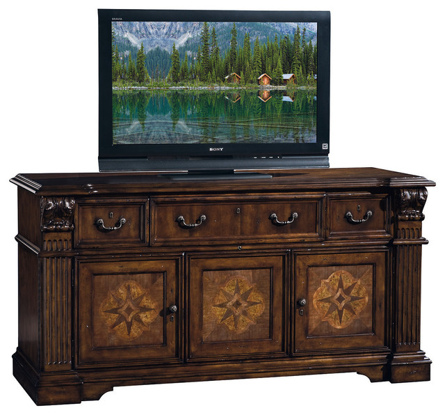 Lexington Laredo Media Console Traditional