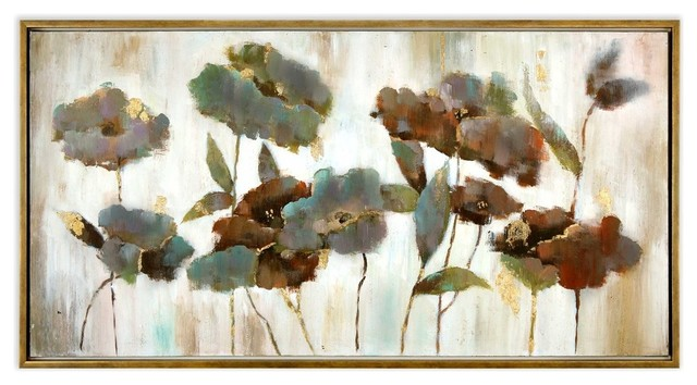 In Bloom Artwork on Canvas