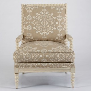 Brant Chair Traditional Armchairs And Accent Chairs