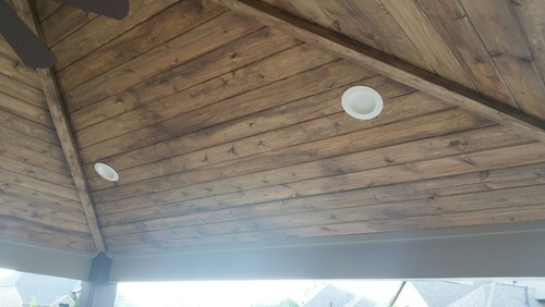 Tongue And Groove Ceiling Trim
