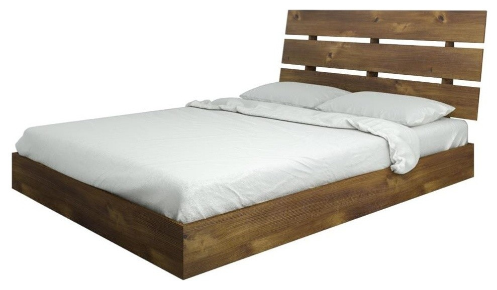 61 25 In Eco Friendly Bed Brown