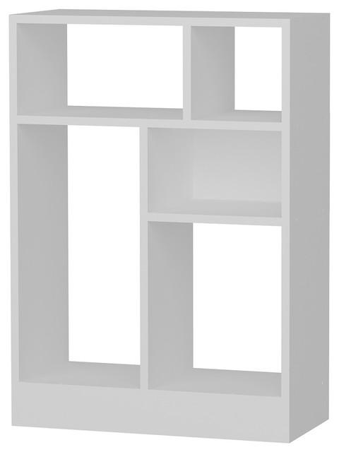 """Karen Accent 35"""" Bookcase"""