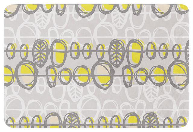chevron bath rug yellow and grey bath rug roselawnlutheran