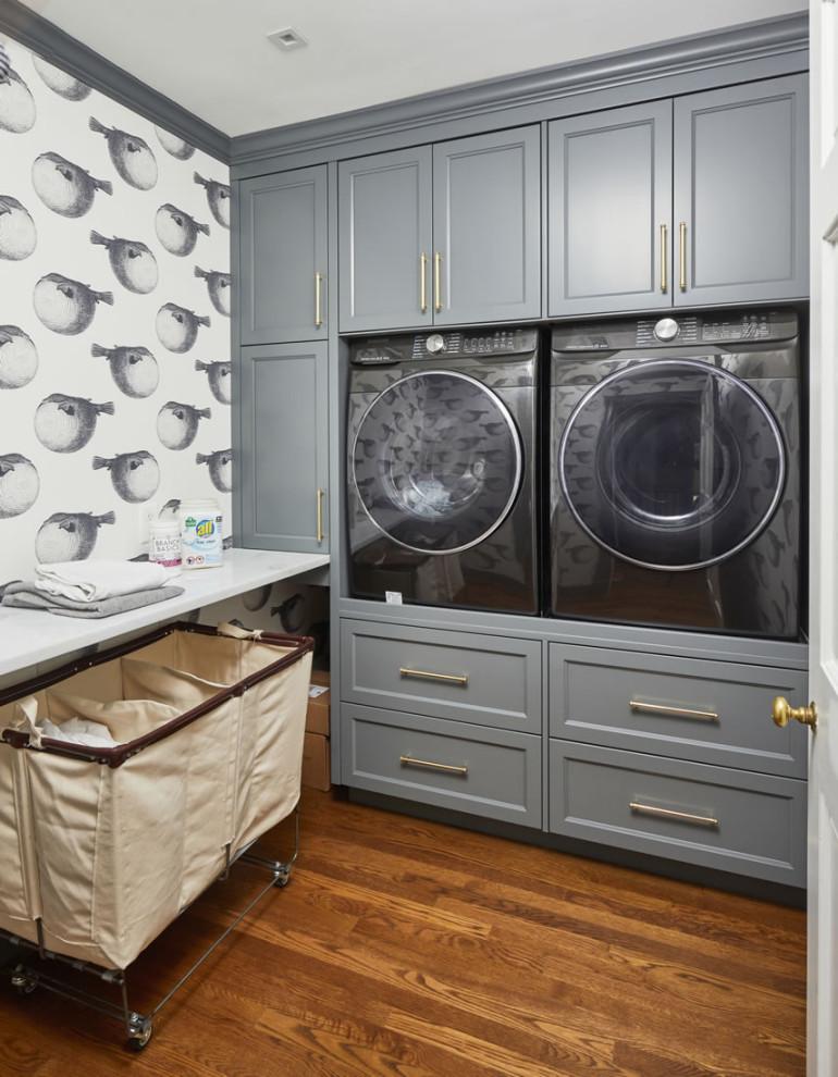 Idéer för vintage tvättstugor