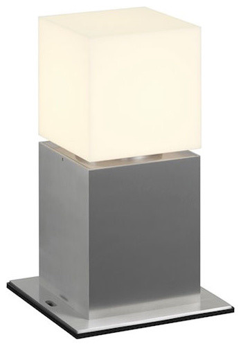 modern outdoor post lights outside square pole 30 232236u outdoor post lamp slv modern