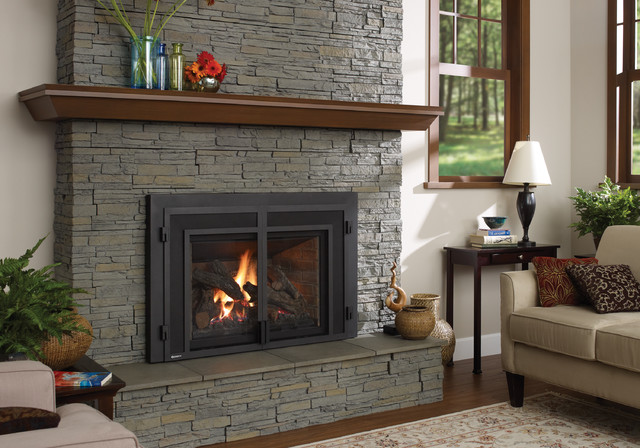 Traditional Indoor Fireplaces