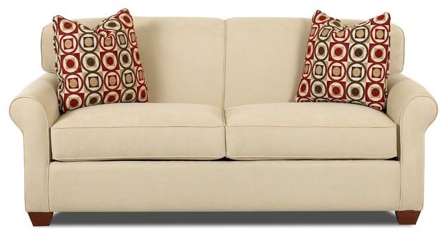 Calgary full sleeper sofa transitional sleeper sofas for Sectional sofa bed calgary