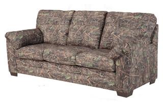 Camouflage Sleeper Sofa - Rustic - Sleeper Sofas - by American Furniture  Classics