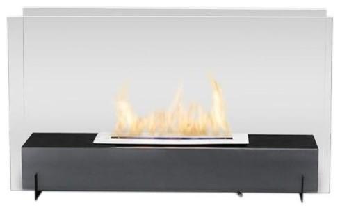 Fiero Indoor Freestanding Ethanol Fireplace