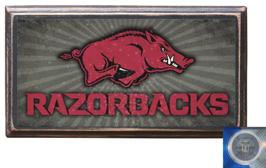 Arkansas Razorbacks Home Decor Wall Art Plaque Sign Gift ...