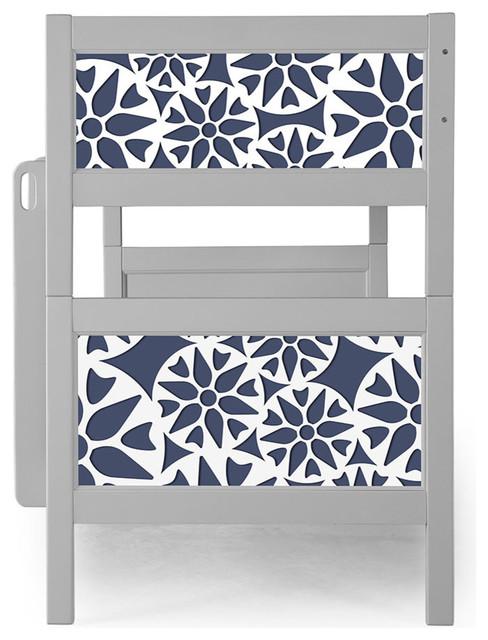 P&x27;kolino Prima Nesto Bunk Bed, Navy.