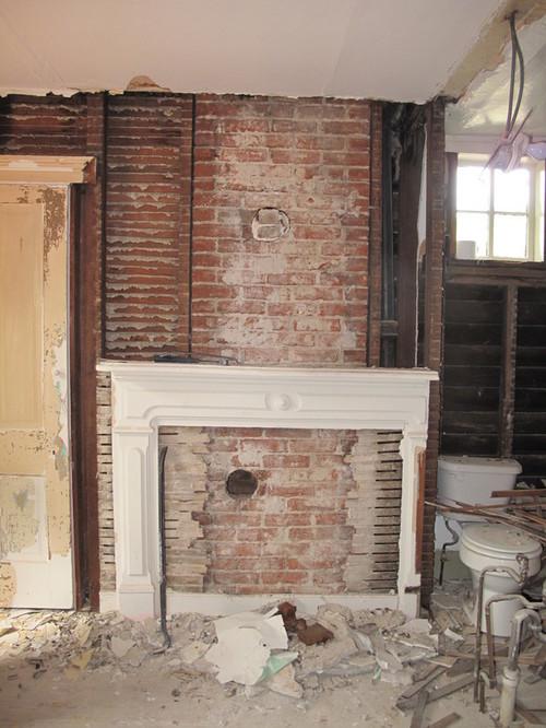 Old House Chimneys