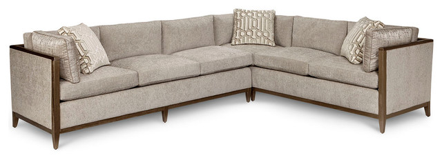 A.r.t. Furniture Cityscapes Astor Crystal Sectional.