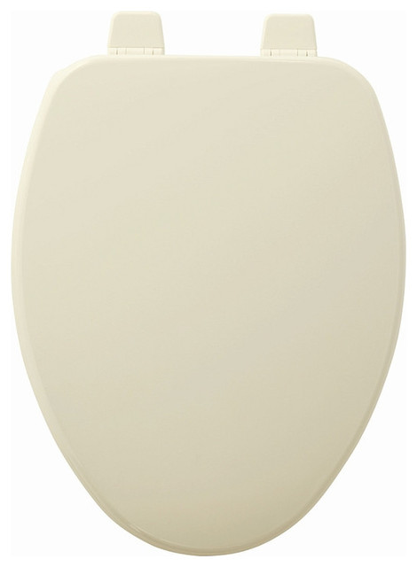 Church 585ttt 000 Wood Elongated Toilet Seat