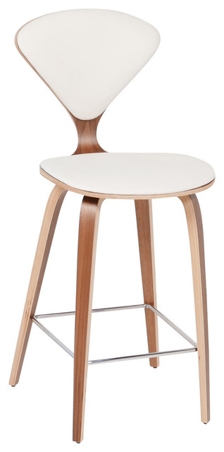 Shop Houzz Joseph Allen Cherner Inspired Counter Stool