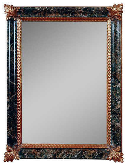 Classic Mirror, Gold.