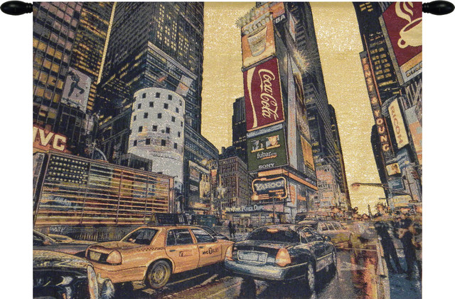 Times Square New York Wall Tapestry 24 Quot X34 Quot Tapestries