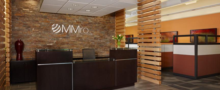 MMRO Reception