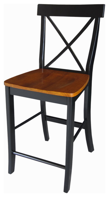 Counter Height Stool - Traditional - Bar Stools And Counter Stools ...