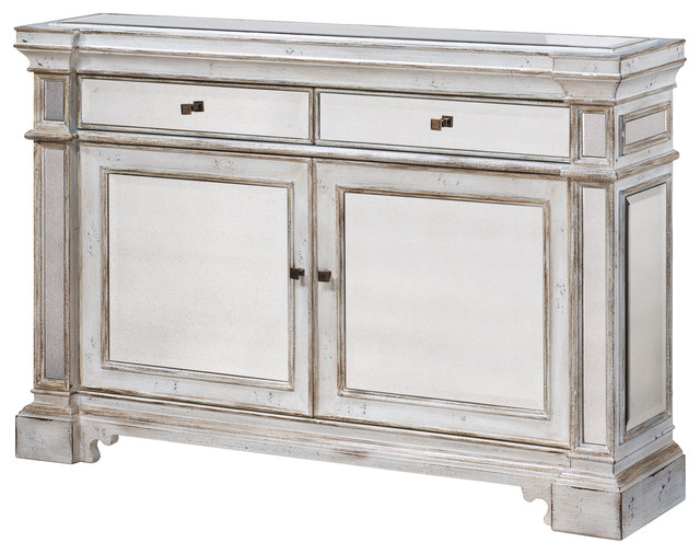 mirrored buffet sideboard gail s accents toulone mirrored credenza buffets and 4157